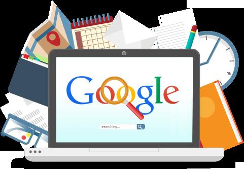 Google SEO website
